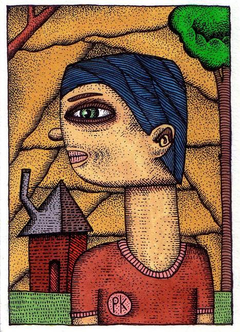 Philip Kirk | Painter | les Artistes du Web | Scoop.it