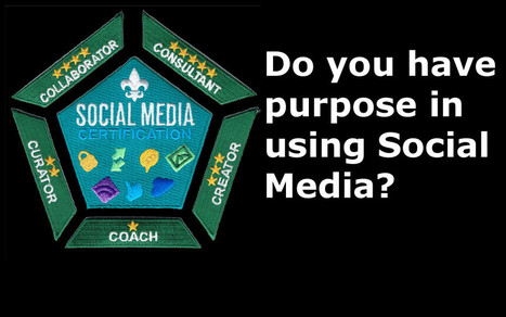 Social Media Certification | Voice of Scouting | Scouting Adventures | Scoop.it