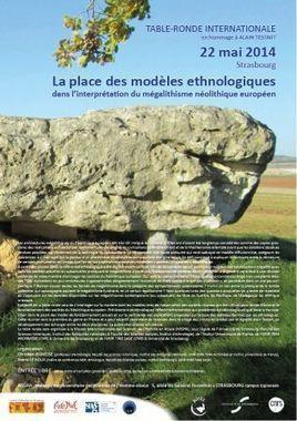 """Table ronde internationale « La place des modèles ethnologiques dans l'interprétation du mégalithisme""""   Mégalithismes   Scoop.it"""