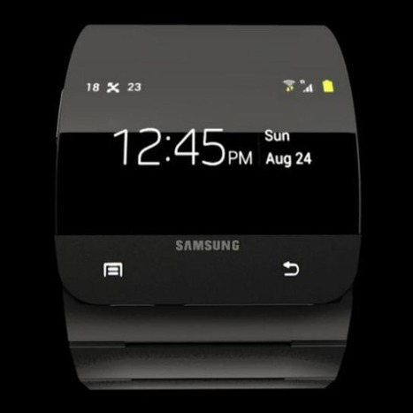 Samsung's Smart Watch Rumored to Come in Five Colors | Random Interesting Things | Scoop.it