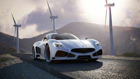 New Mazzanti Evantra V8 - Top Cars   Damn It's Awesome   Scoop.it