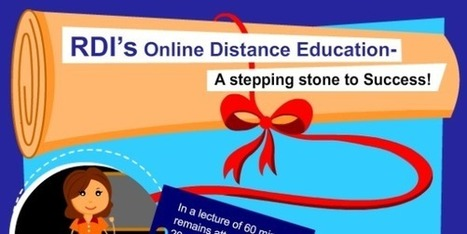 Advantages of Online Distance Education [ INFOGRAPHIC ] | Stretching our comfort zone | Scoop.it