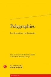 J.-P. Dufiet et E. Nardout-Lafarge, Polygraphies - Les Frontières du littéraire | Poésie Elémentaire | Scoop.it