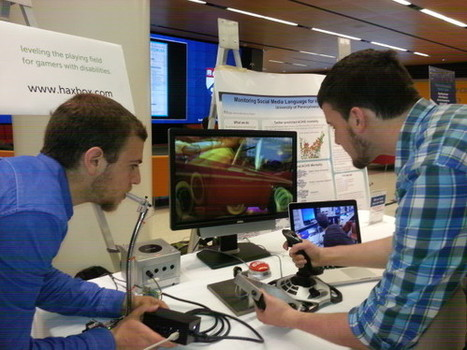 Engineers develop tool to make gaming more inclusive for gamers with disabilities - MedCity News | developmental disabilities | Scoop.it