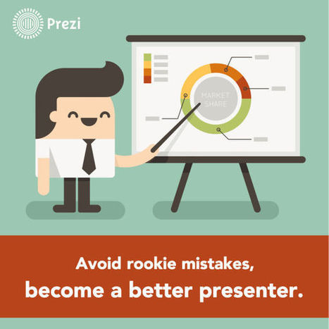 Prezi - Blog - 10 Most Common Rookie Mistakes in Public Speaking | Tips for Presenters | Scoop.it