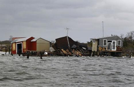 Ouragan Sandy: 1,3 million de litres de diesel déversés dans la nature | Toxique, soyons vigilant ! | Scoop.it