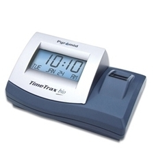 Pyramid Technologies - TimeTrax Bio | Time & Attendence System | Scoop.it