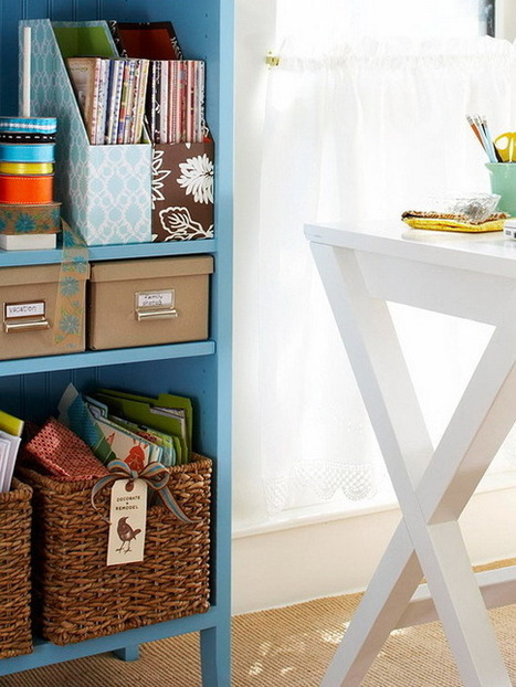 Storage Baskets for Anything | Home & Office Organization | Scoop.it