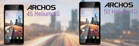 Deux mobiles 4G à moins de 200€ pour Archos | ReScoop | Scoop.it