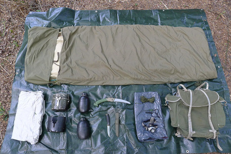 Bushcraft on a Budget: All the Kit You Need for Less Than £100 | Bushcraft | Scoop.it