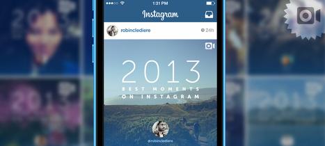 Statigram تتيح لمستخدمي انستجرام مقطع فيديو لأبرز صورهم خلال 2013 - صدى التقنية | صدى التقنية | Scoop.it