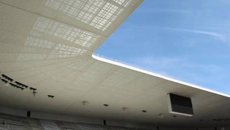Bordeaux : naissance d'un stade en acier   Construire en Acier   Scoop.it