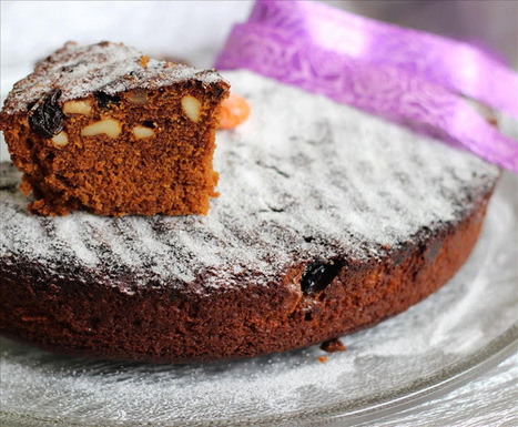 Kerala Plum Cake | Christmas Fruit Cake | Indian Healthy Recipes ... | Healthy Eating - Recipes, Food News | Scoop.it