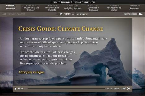 Climate Change Video Guide | Ms. Postlethwaite's Human Geography Page | Scoop.it