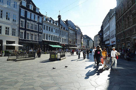 7 Cities That Are Starting To Go Car-Free | green streets | Scoop.it