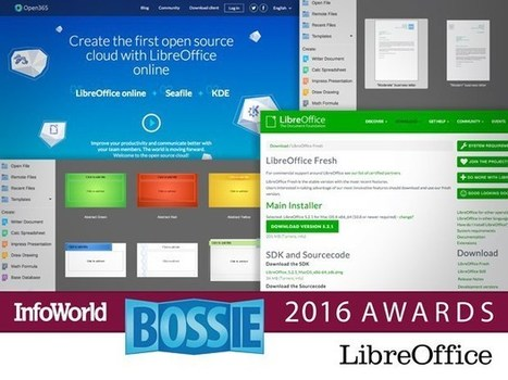 LibreOffice Office Suite Celebrates 6th anniversary with 5.2.2 release - Omg Foss | TDF & LibreOffice | Scoop.it