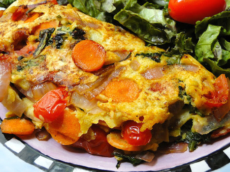 It's Easy and Delicious to Veganize Your Favorite Egg Dishes! | My Vegan recipes | Scoop.it