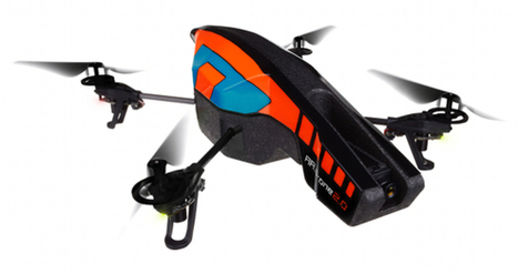 Parrot AR Drone 2.0   cool gadgets for a future house   Scoop.it