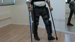 Legs for paraplegics, and other startups from Israel's 'Silicon Wadi' - Globe and Mail   VentureFlow   Scoop.it
