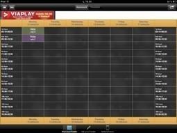 Lukujärjestyksen tekoa   Tablet opetuksessa   Scoop.it