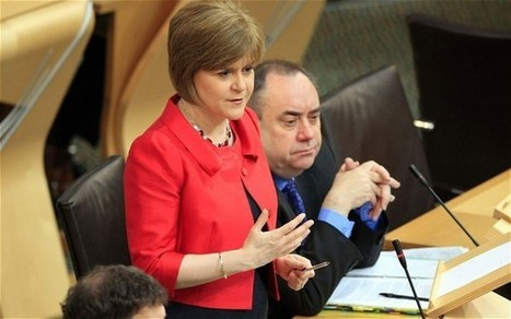 The SNP is only interested in fostering grievance and destroying the UK | My Scotland | Scoop.it