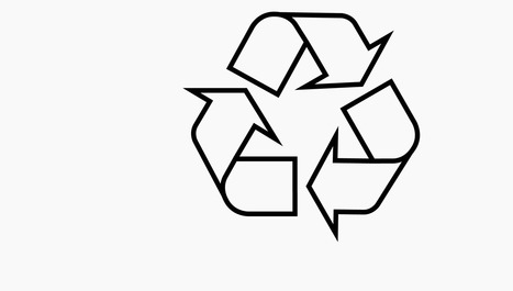 How A Student Designed The Recycling Logo, And Got A Measly $2,500 | Logo | Scoop.it