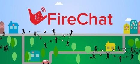 FireChat la messagerie instantanée sans connexion internet | Applications Mobile | Scoop.it