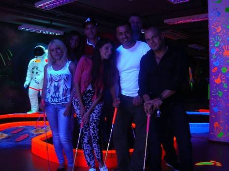 List of team building activities in Dubai - Tee And Putt | Things to do in Dubai | Scoop.it