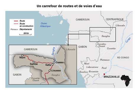 Congo-Brazzaville : le département de la Sangha sort du bois - JeuneAfrique.com   La parole de l'arbre   Scoop.it