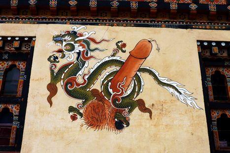 Au Bhoutan, le phallus est sacré - Rue89 | Merveilles - Marvels | Scoop.it