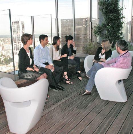 Pendant six mois, ils vont jouer les testeurs... de bureaux | Aménagement des espaces de vie | Scoop.it