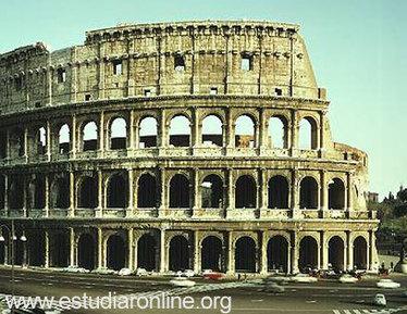 Arquitectura Romana | Estudiar Online | La Cultura y El Arte Del Imperio Romano | Scoop.it