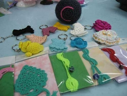 A humanitarian knit - The Borneo Post | Fiber Arts | Scoop.it