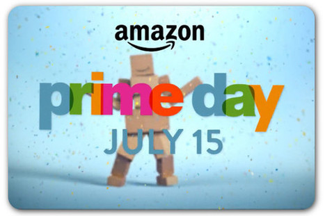 3 marketing lessons from Amazon's 'Prime Day' | B2B Marketing and PR | Scoop.it