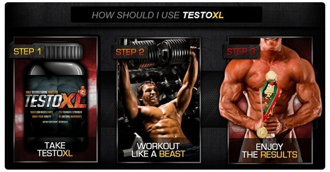 TESTO XL - ABSOLUTELY GET RISK FREE TRIAL | Accelerates the energy level of the body | Scoop.it