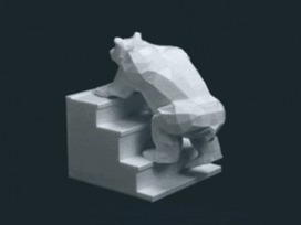 We Could Watch This 3D Printed Stop Motion Bear All Day And We ... | Animation | Scoop.it
