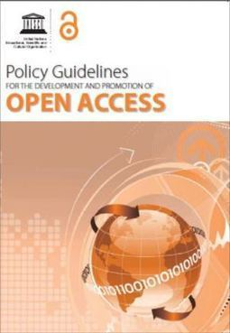 Book review: Policy Guidelines for the ... - Scholarly Open Access   Library Corner   Scoop.it
