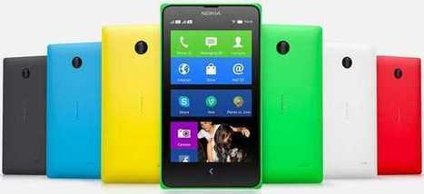Nokia X DUAL SIM Android Phone Features and Specification - SaveInTrash | MixRadio | Scoop.it