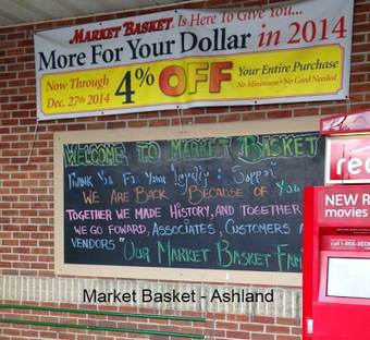 Old New England Recipes: Market Basket is Back - Market Basket Ashland Demoulas | Boston, you're my home | Scoop.it