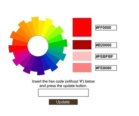 Amazing Web Color Picking, Palettes & Scheme Generating Tools For Designers | Designing Minds | Scoop.it