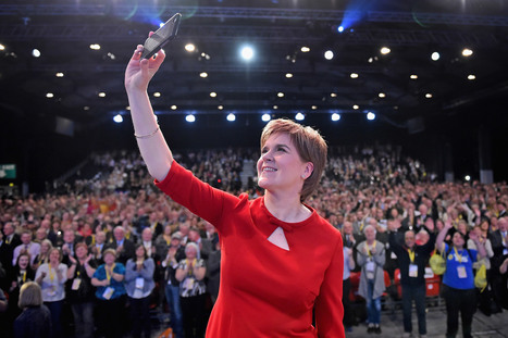 Nobody Came Out of Brexit Looking Good. Except Nicola Sturgeon | Scottish Independence - The Quiet Revolution | Scoop.it