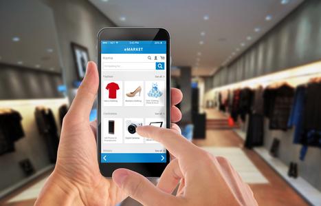 Quelles sont les tendances d'utilisation du mobile lors de l'achat e-commerce ?   mlearn   Scoop.it