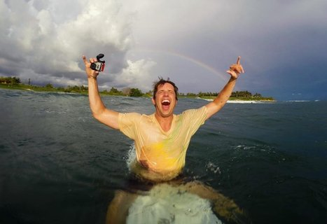 GoPro founder Nick Woodman: The fabulous life and career of a surfer-turned-billionaire | Pitch it! | Scoop.it