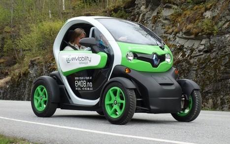recharge pour voiture électrique entre particuliers | Smart Grids | Scoop.it