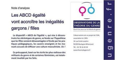 Théorie du genre - Ouvrir les yeux sur la théorie du genre | L'inné et l'acquis - L'idéologie du genre | Scoop.it