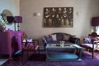 Marrakech : un riad à la décoration envoutante | DecoCrush blog déco, idées déco | décoration & déco | Scoop.it