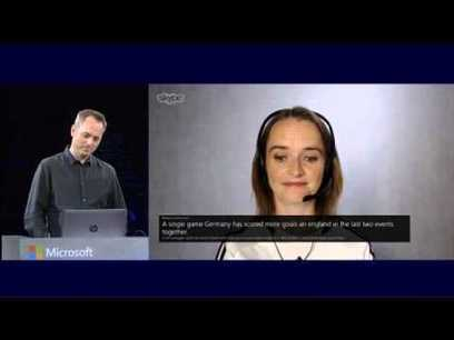 Skype Translator demo from WPC 2014 - YouTube | Cloud Services | Scoop.it