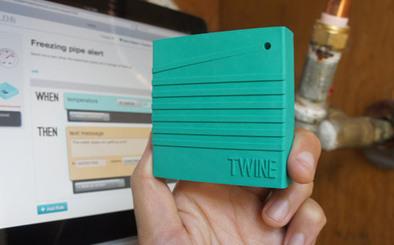 Twine, le capteur qui transforme le foyer en ma...   GTC   Scoop.it