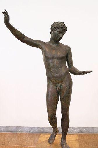 File:NAMA X15118 Marathon Boy 3.JPG - Wikipedia, the free encyclopedia | ARCHAIC period art 800-500BCE | Scoop.it