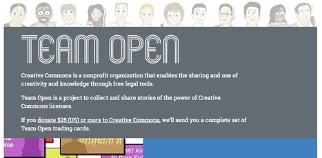 'Team Open': Creative Commons finally finding its role? | | Peer2Politics | Scoop.it